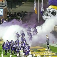 ECU Pirate Football Homegames 2012 and stay at The Moss House B