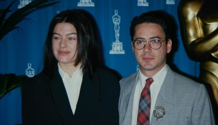 Robert Downey, Jr. met and married Deborah Falconer in 1994 after 42 days. They have one son together, Indio. They divorced in 2002 because of Robert's sobriety problems.