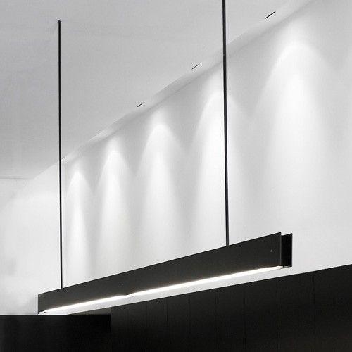 Marc Dos 1 light linear suspension