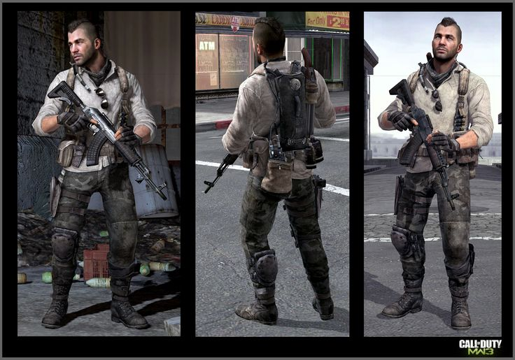 "John ""Soap"" MacTavish/Gallery - Call of Duty Wiki"
