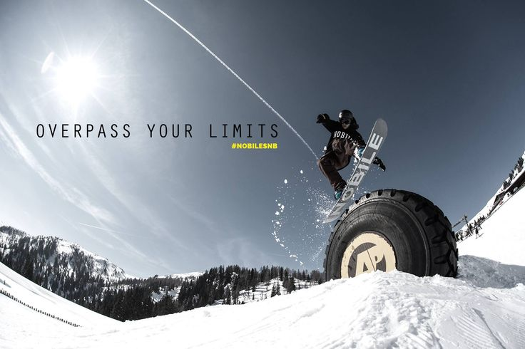 Overpass your Limit #nobilesnb #nobilesnowboards #snowboards #snowboarding #irdenobile