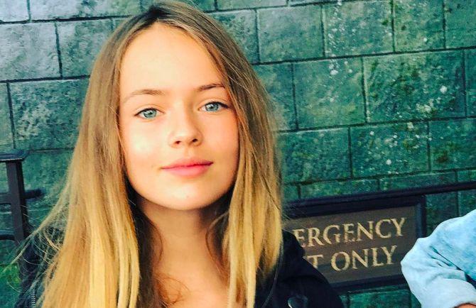Najkrajšie dievča sveta? 11-ročná Kristína konkuruje topmodelkám   Diva.sk
