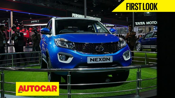 Here is our first look video of the upcoming Tata Nexon.