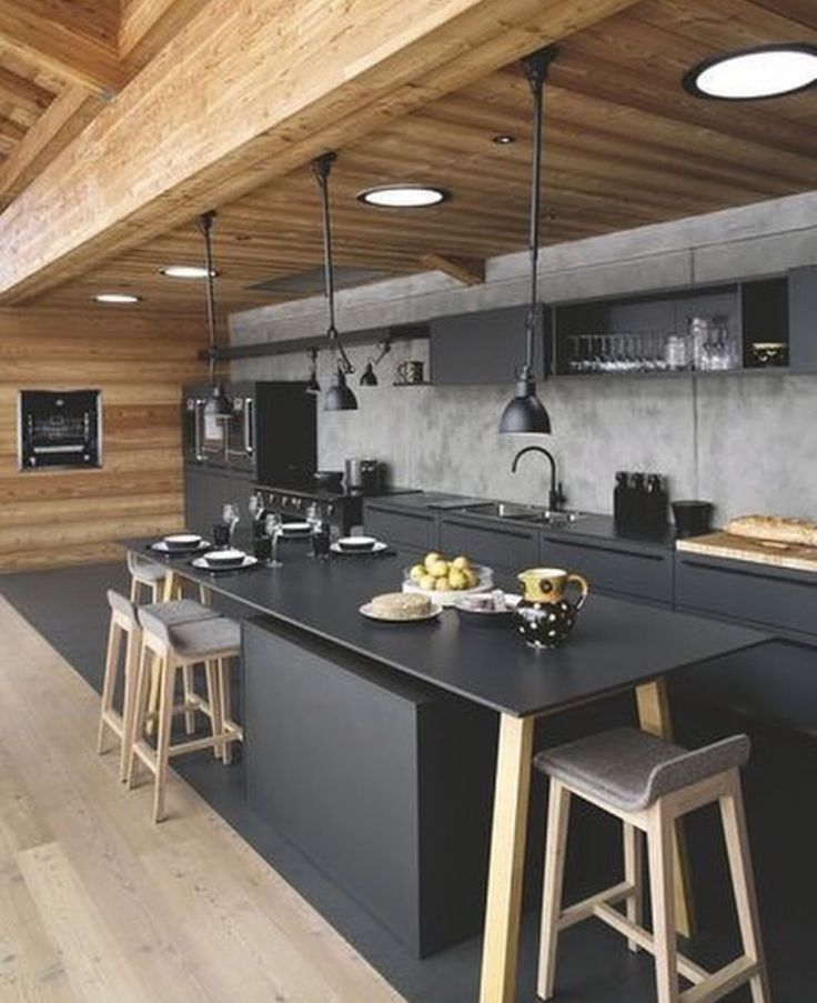 367 best kitchens images on Pinterest | Kitchen, Architecture and ...