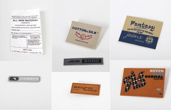 Etichette stampate.. non solo su tessuto - Etichettificio Pugliese