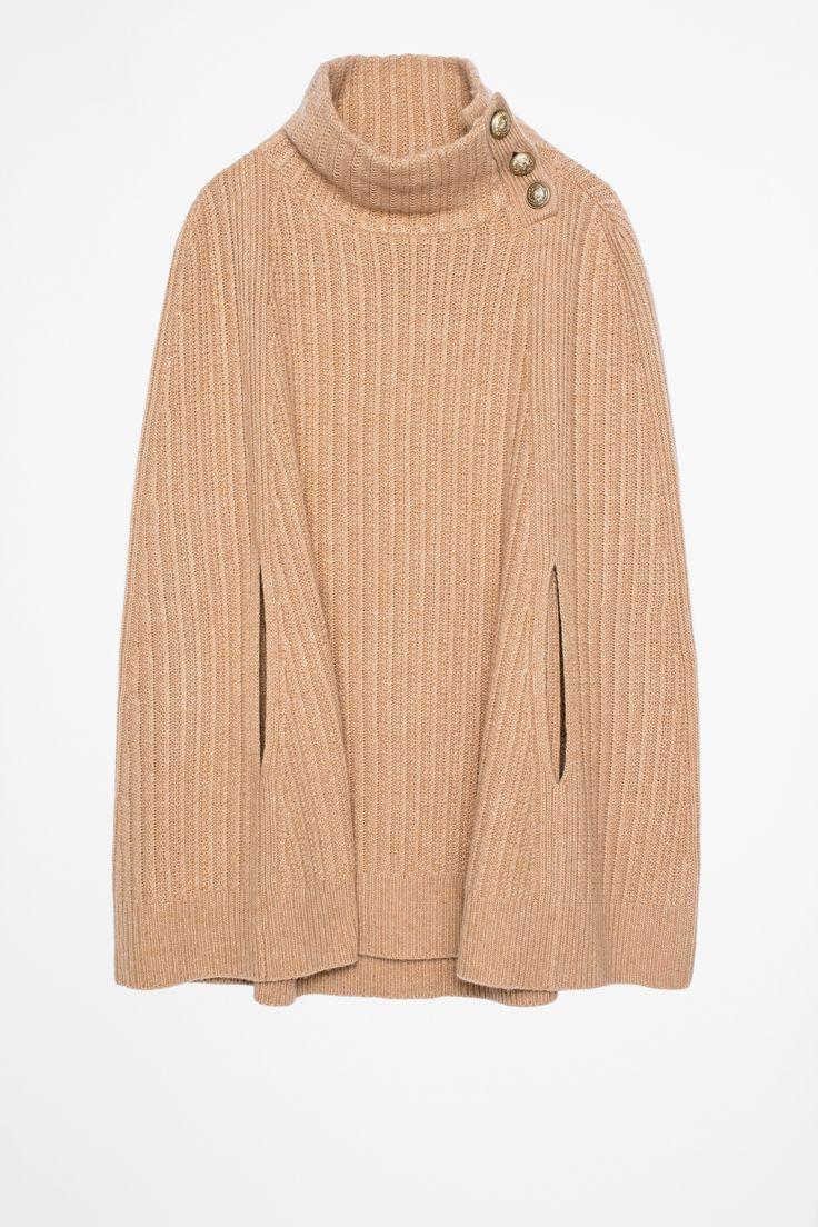 Pist Deluxe C Sweater   Zadig & Voltaire