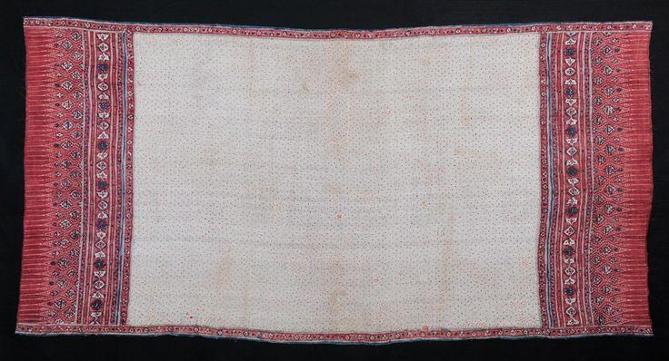 indian trade cloth, Coromandel coast, 1800's