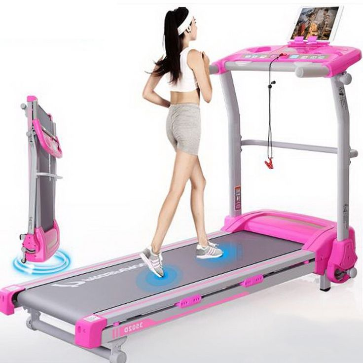 738.40$  Buy now - http://aliaez.worldwells.pw/go.php?t=32780114540 - 231216/ multifunctional household Electric running machine / Fitness equipment/ Silent design/ Shock absorption design/
