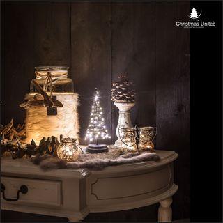 Simple Santa s Tree S cm LED Weihnachtsbaum MB Licht GmbH