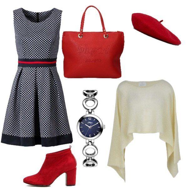 bc37668a9d Outfit bon ton 'economy' per tutti i giorni con gli eleganti colori ...