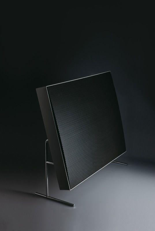 Braun Elektrostat-Lautsprecher 'LE 1' von 1959. Design: Dieter Rams, Foto: Koichi Okuwaki