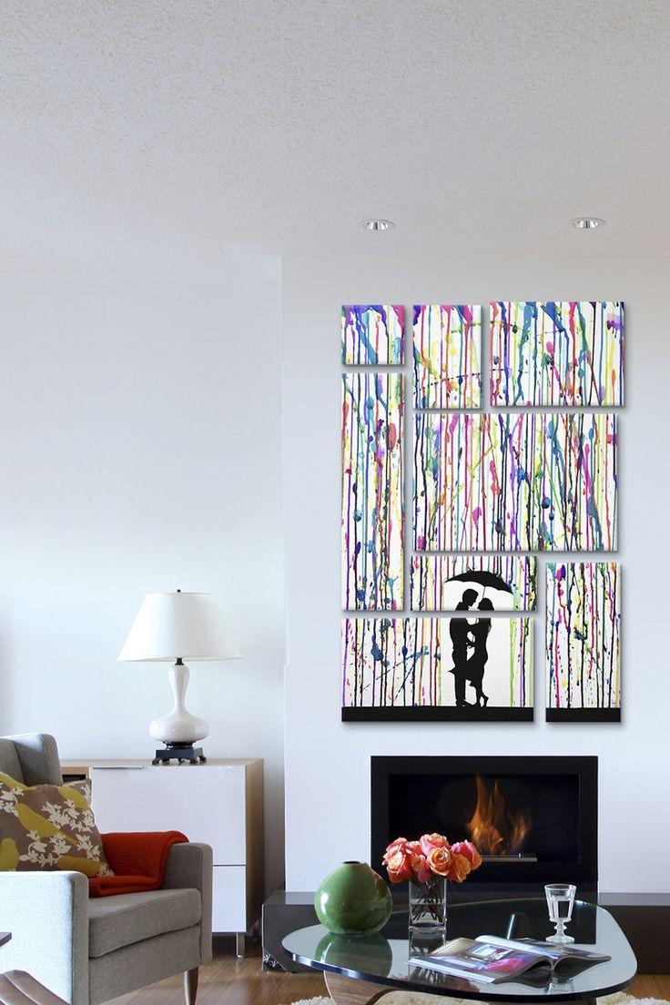 Best 25 multiple canvas art ideas on pinterest for Multi canvas art ideas