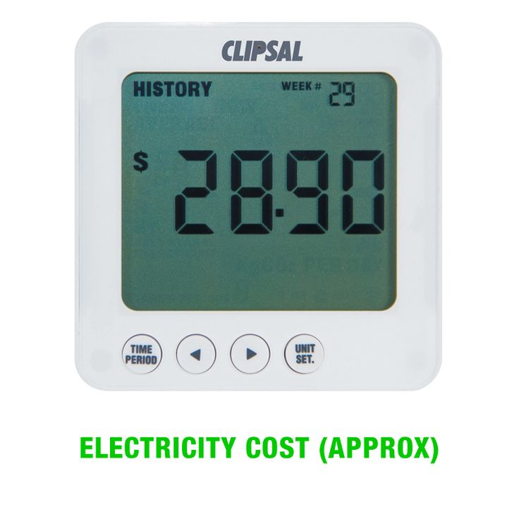 Ecomind energy monitor - save up to 10% off your energy bill!