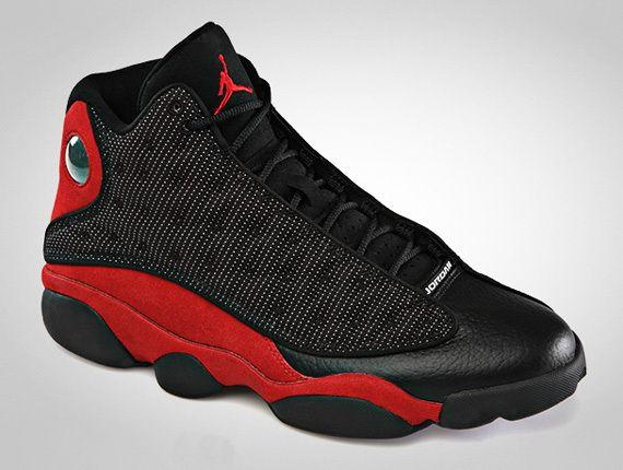 Authentic Air Jordan XIII \'Bred\' http://www.perfectsneakers.com/authentic-air-jordan-xiii-bred-p-38368.html