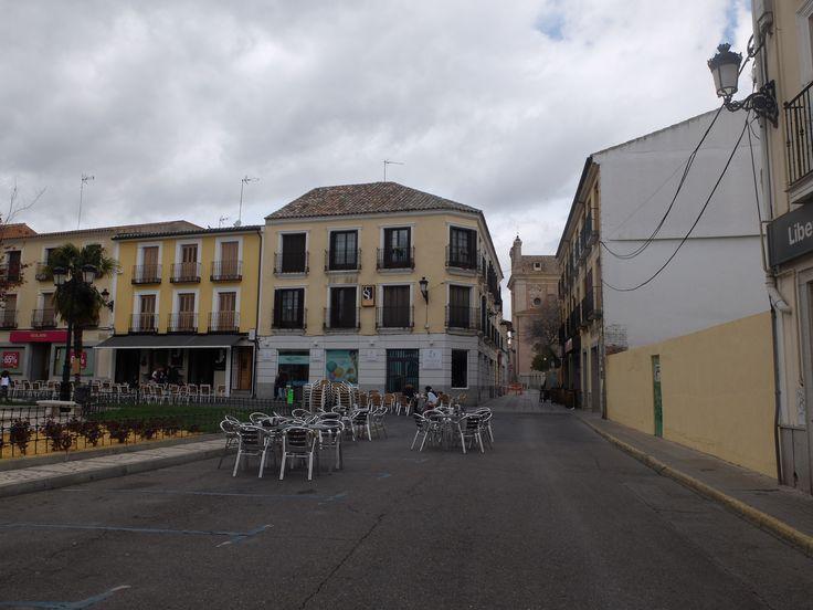 Illescas. Plaza Mayor.