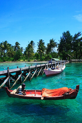 Heaven is in this place. Yes, I've been in heaven (Karimun Jawa, Indonesia)