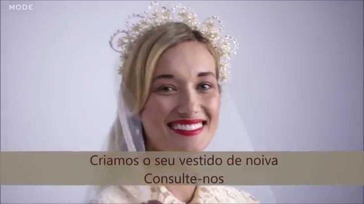 100 Anos Vestido Noiva
