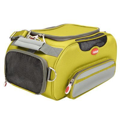 Teafco Argo Aero-Pet Airline Approved Pet Carrier Color: