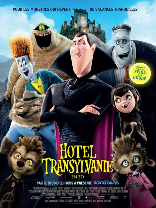 Watch Hotel Transylvania (2012) Full Movie Online Free