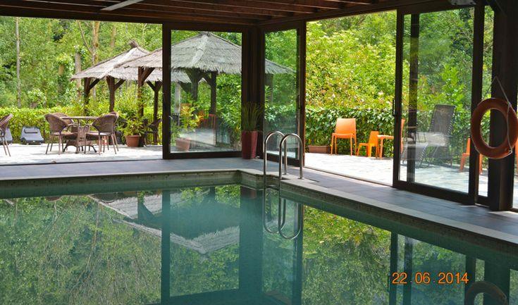 La b rcena en potes cantabria una piscina cubierta a 30 - Piscinas baratas madrid ...