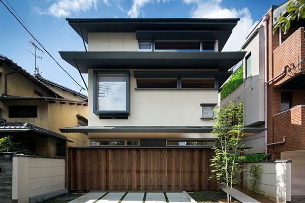 京町屋×二世帯住宅