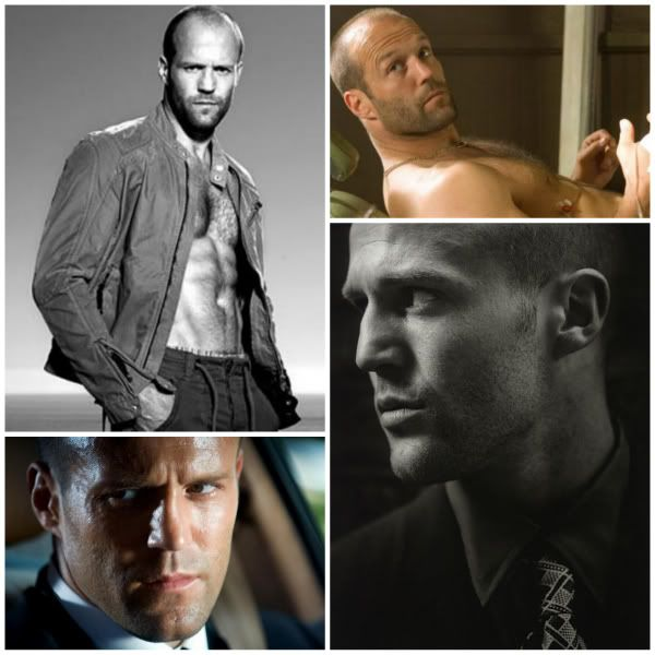 Jason Statham, teaching men how to wear clothes and how NOT to wear them. One roundhouse kick at a time.