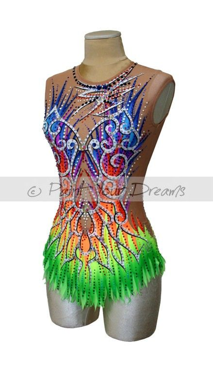 RG custom leotard -number 340