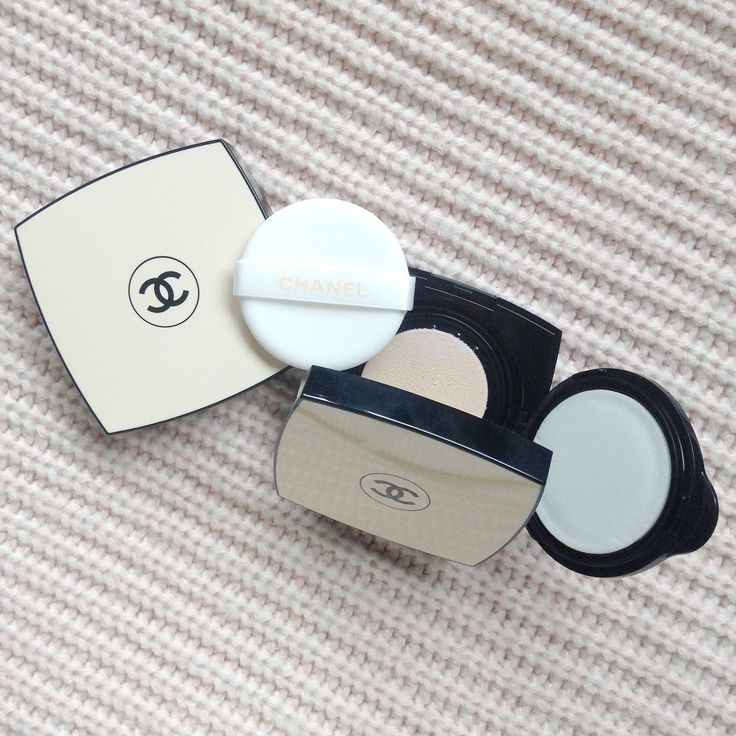 CHANEL LES BEIGES GEL TOUCH FOUNDATION, THE CUSHION FILLED WITH SKINCARE – fanny&dailybeauty