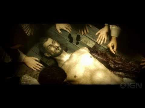 Rembrandt Tulp  Deus Ex: Human Revolution - Cinematic Trailer