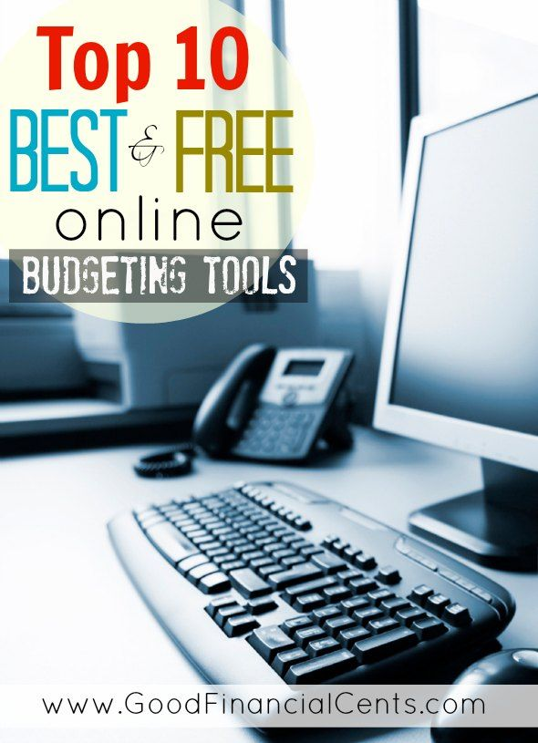 The Best (and FREE) Online Budgeting Tools to Keep Your Money on Track