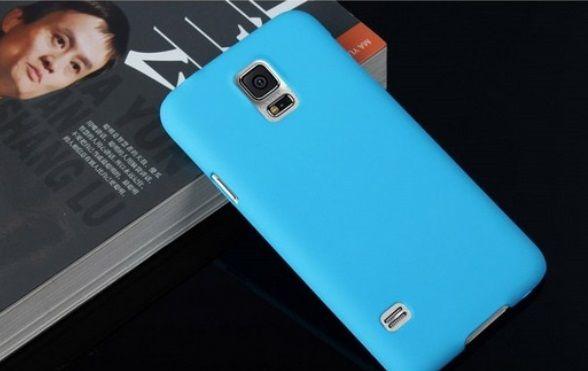 Θήκη Πλαστική Rubberised Case OEM Μπλε (Samsung Galaxy S5) - myThiki.gr - Θήκες Κινητών-Αξεσουάρ για Smartphones και Tablets - Χρώμα μπλε