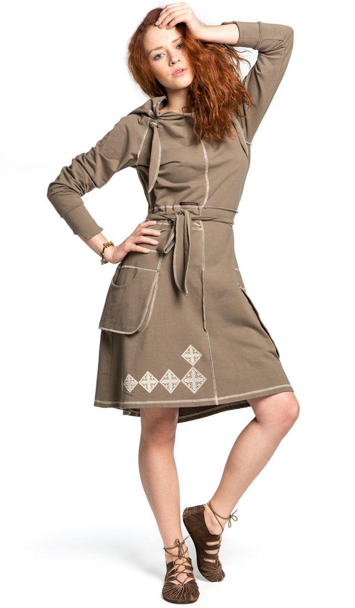 дизайнерское платье RADIVASKA, Толкиен, оригинальное платье, designer dress, original dress, Tolkien. 5850 рублей