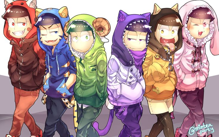 choromatsu   Tumblr