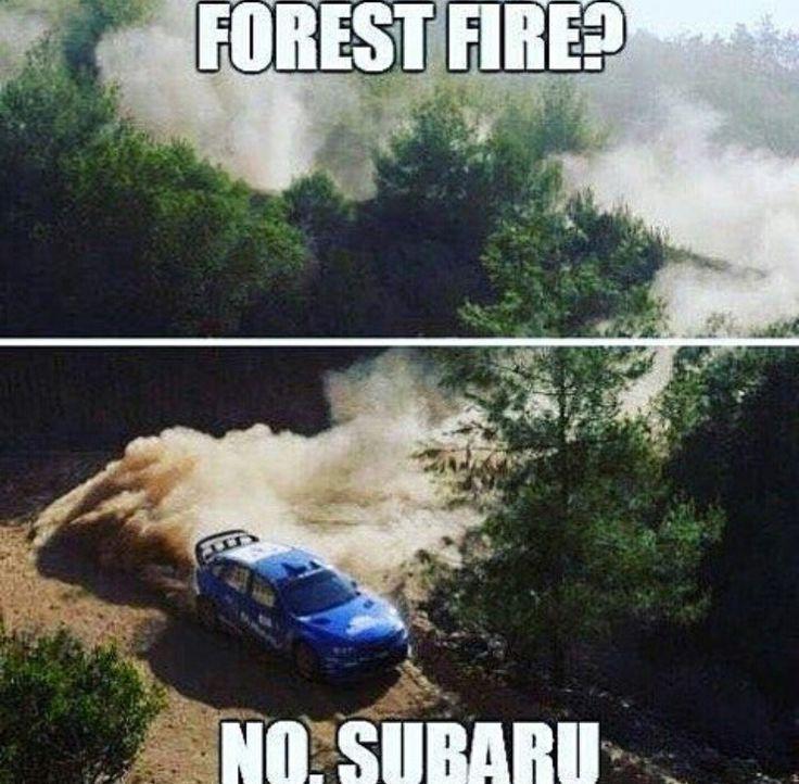 Subaru Fire . . .  #subaru #memes #buyatpremier #carsforsale #connecticut   Instagram.com/premierautogroup Pinterest.com/premierautogrp