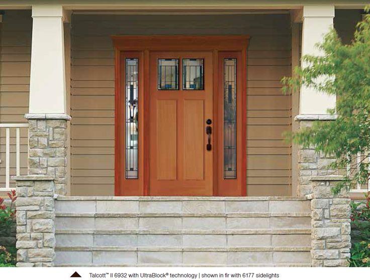 107 best images about craftsman doors windows on for Simpson doors