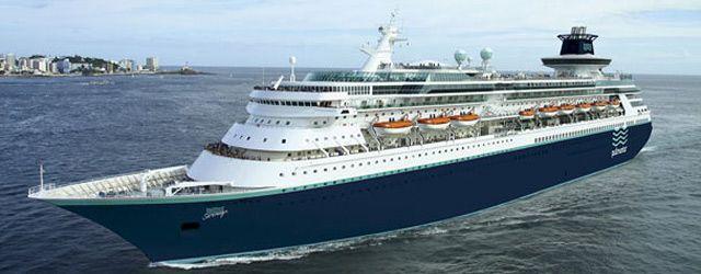 #Mediterranean Breezes onboard the #Pullmantur Sovereign