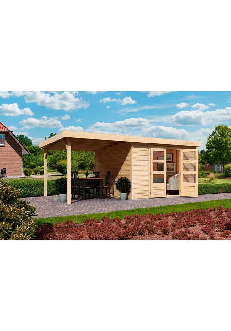 48 best images about gartenhaus mit pultdach on pinterest. Black Bedroom Furniture Sets. Home Design Ideas