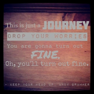 Keep Your Head Up - Andy Grammer (Lyrics) - YouTube
