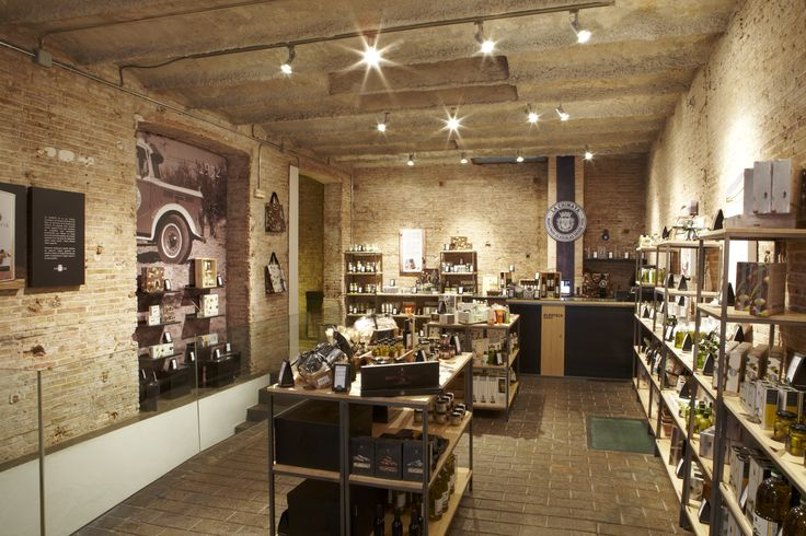 58 best barcelona shopping line images on pinterest barcelona a store specialising in extra virgin olive oil and its by products gourmet items solutioingenieria Image collections