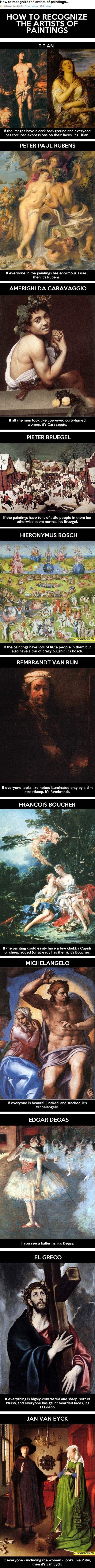 A little Art History Lesson