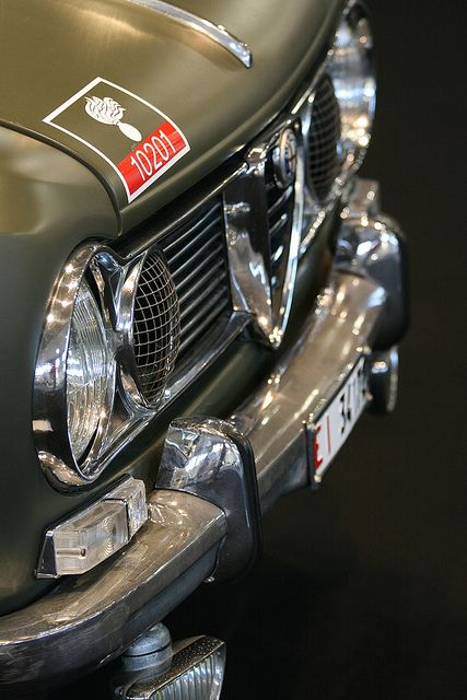 Auto e Moto d'Epoca - Padova 2012 #Giulia #TI #AlfaRomeo