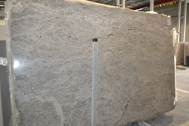 Lovely Slab Of Granite In Silver Silk Fix And Flips