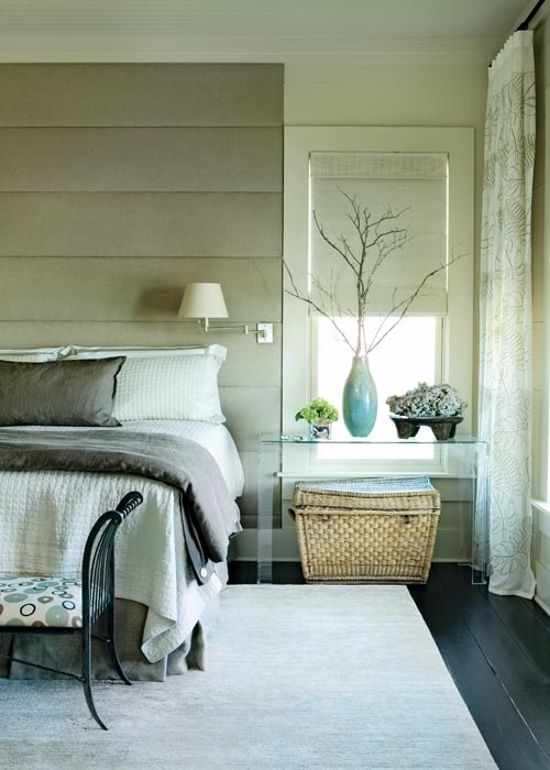 739 best images about projects on pinterest - Floor to ceiling headboard ...