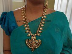 Heavy Mangamalai in Diamonds | Jewellery Designs