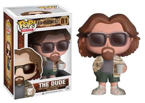 Pop! Movies: The Big Lebowski - The Dude | Funko