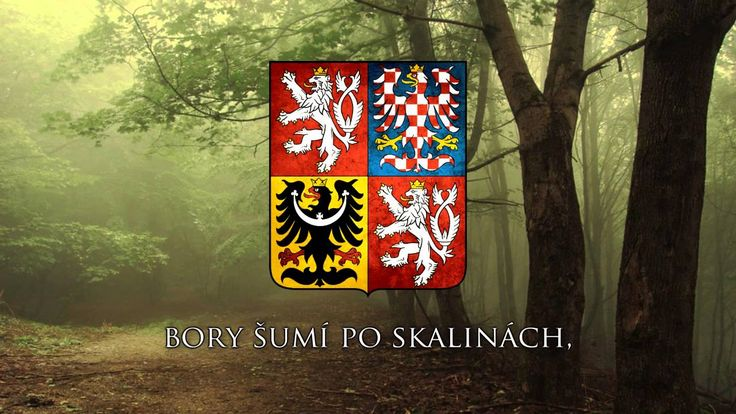 "National Anthem of Czechia ""Kde domov můj?"""