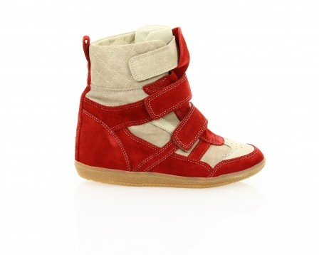 March 23 Katia wedge sneaker