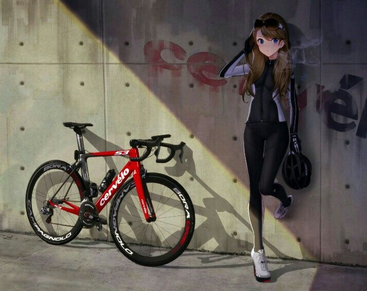 Foto Sepeda Cervelo - Sepeda Lipat