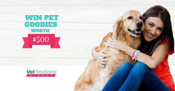 Win $500 in Pet Goodies from Vet Products Direct https://wn.nr/JTSbJp