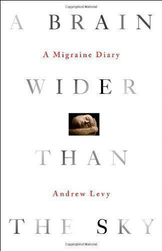 A Brain Wider Than the Sky A Migraine Diary [HC,2009] Sim... https://www.amazon.com/dp/B004C73WJI/ref=cm_sw_r_pi_awdb_x_FDUpybAXS57ZB